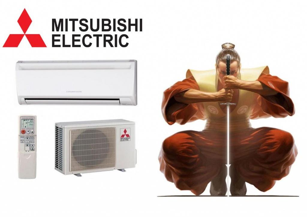Кондиционеры Mitsubishi Electric в Гродно